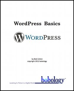 WordPress Basics (Print Edition)