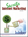 Secrets of Internet Marketing (Print Edition with CD)